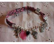 Bracelet Liberty Rose / Ange