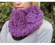 "Col ""snood"" en laine"